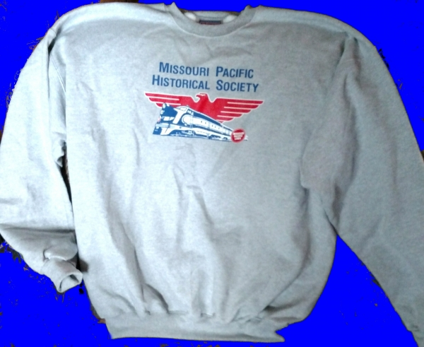 Sweat Shirt, Custom Silkscreened - MPHS Eagles Logo