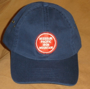 Ball Cap, Missouri Pacific - MPIM Buzzsaw