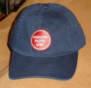 Ball Cap, Missouri Pacific Lines - Buzzsaw