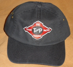 Ball Cap, Texas & Pacific Rwy. - T&P Diamond
