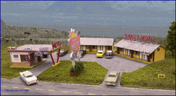 Blair Line -  Sunset Motel