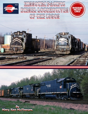 Missouri Pacific Diesels Of The 1980s