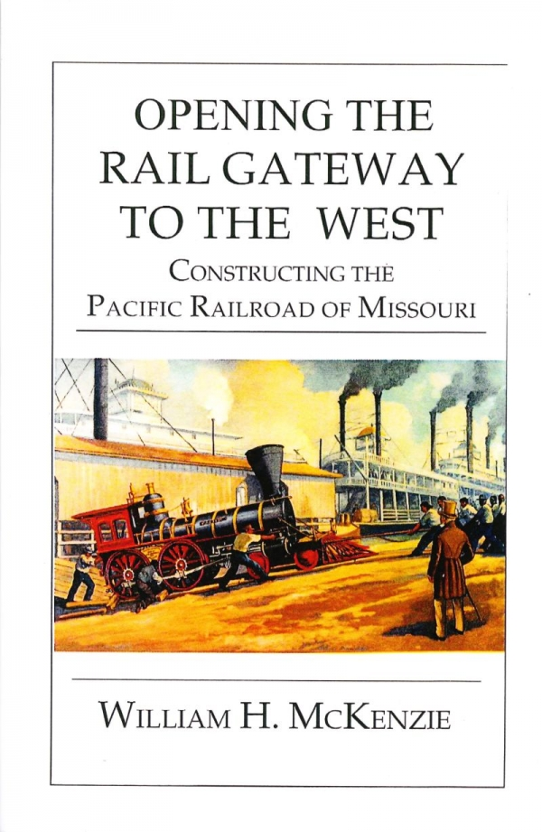 Opening the Rail Gateway to the West